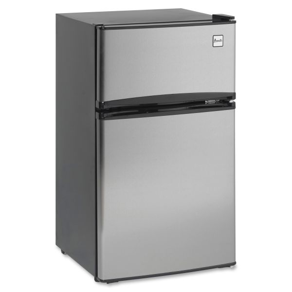 Avanti Counter-Height Two-Door Refrigerator & Freezer