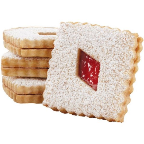 Linzer Cutter Set 7/Pkg