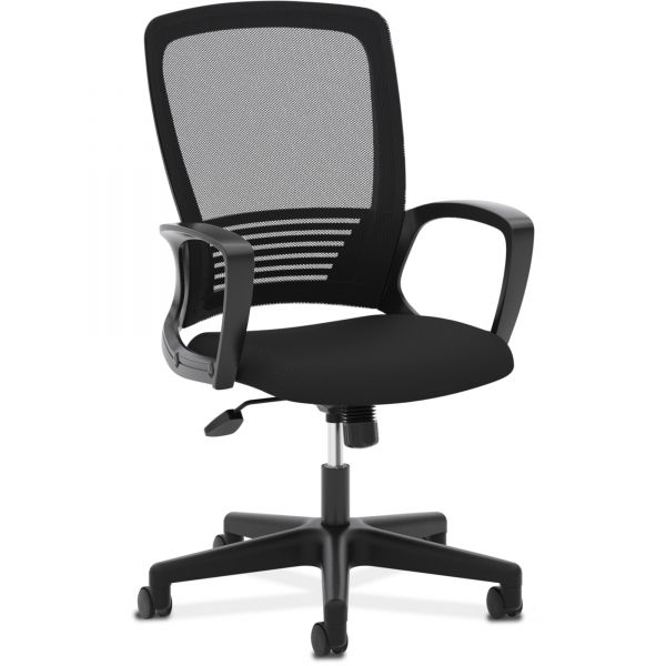 basyx VL525 Mesh High-Back Task Chair