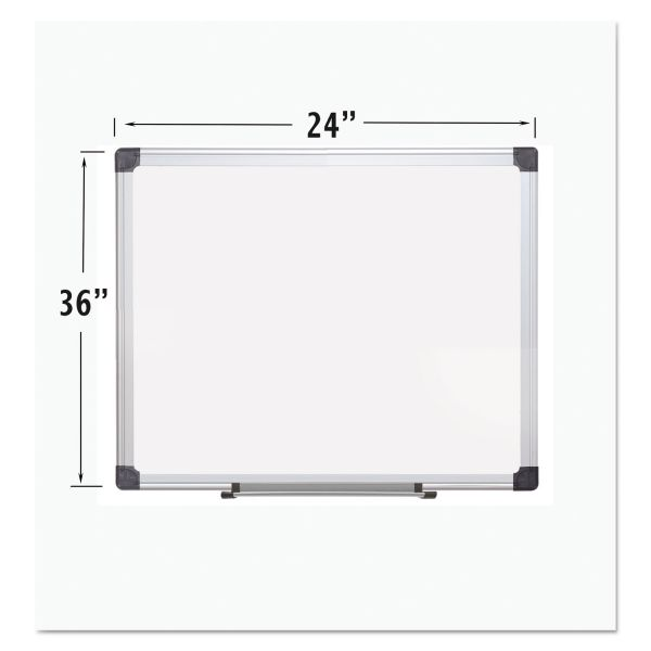 MasterVision Value 3' x 2' Dry Erase Board