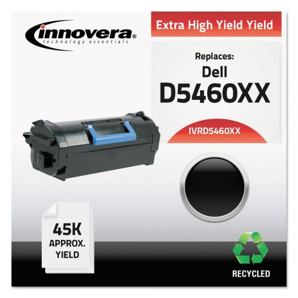 Innovera Remanufactured 3319757 (5460) Extra High-Yield Toner, Black