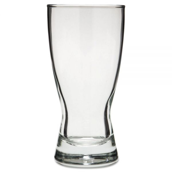 Libbey 10 oz Hourglass Pilsner Glasses
