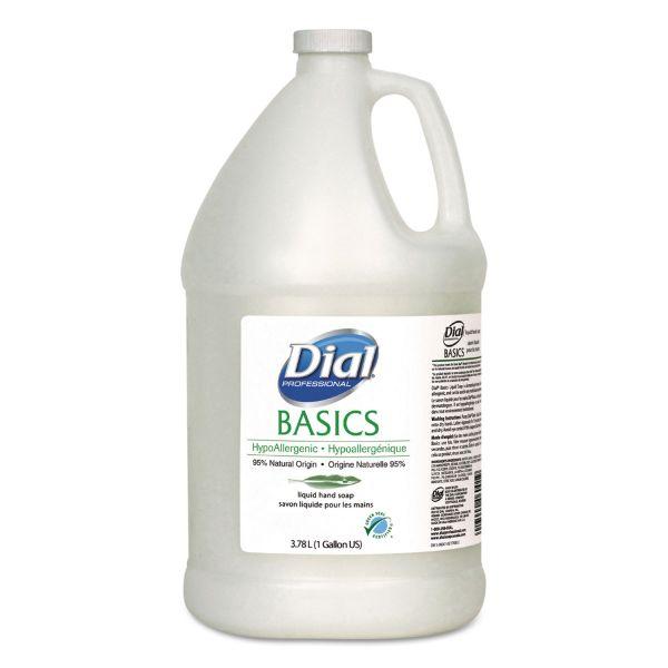 Dial Basics Hypoallergenic Liquid Hand Soap Refill