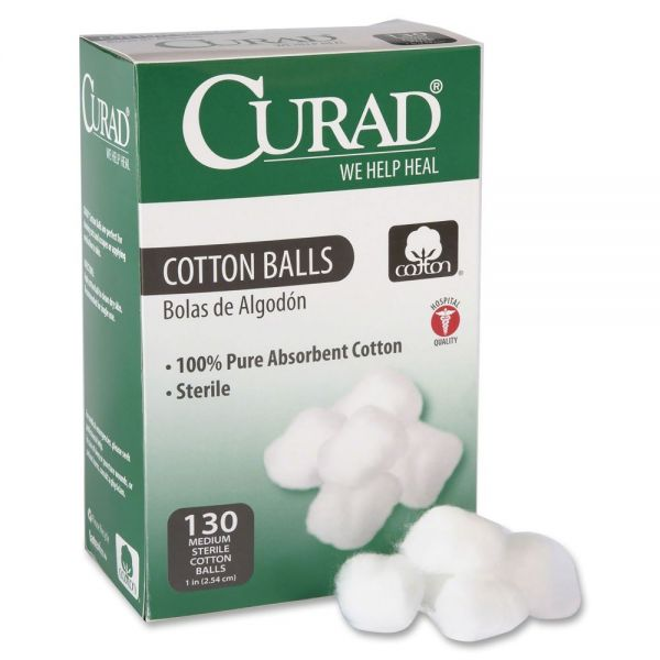 Curad Sterile Cotton Balls