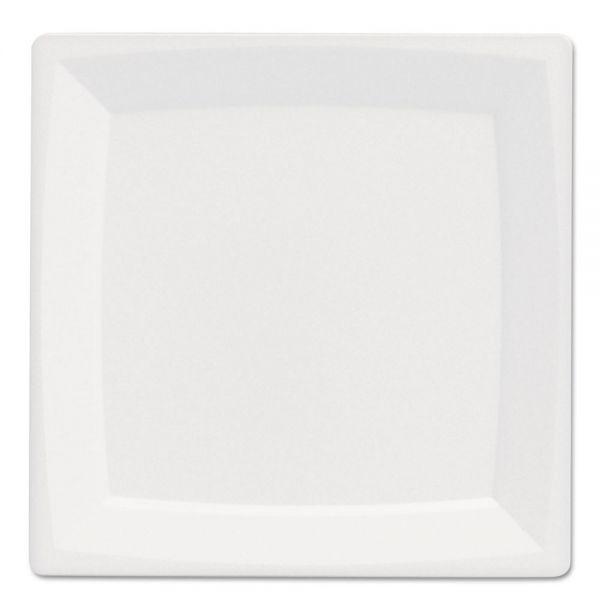 WNA Milan Square Plastic Plates