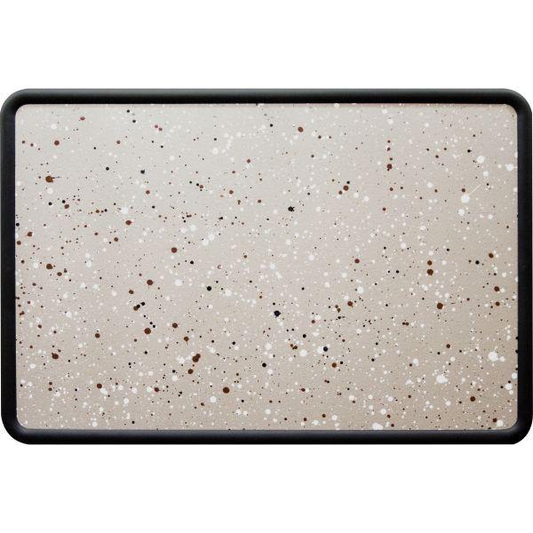 Quartet Contour Granite Bulletin Board