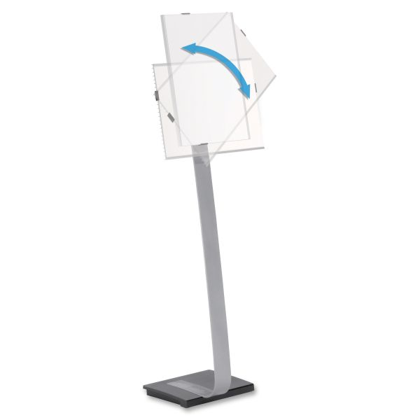 Durable Duo Floor Sign Stand