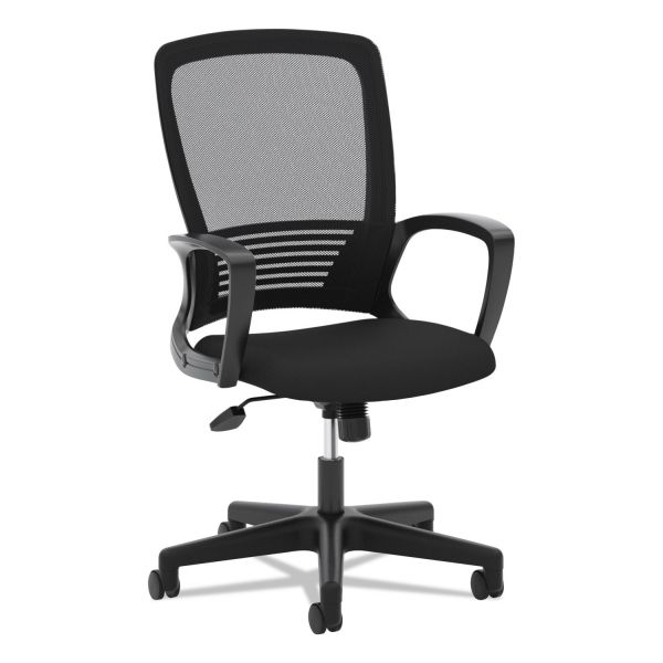 basyx by HON HVL525 Mesh High-Back Task Chair
