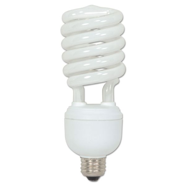 Satco CFL A Type Bulb, 40 Watts