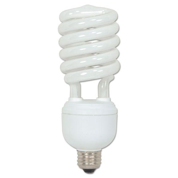Satco 40-watt T4 Spiral CFL Bulb