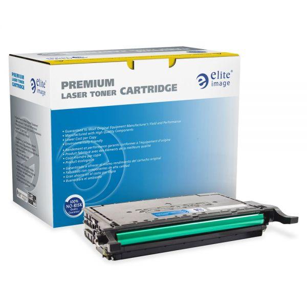 Elite Image Remanufactured Samsung CLP670B Toner Cartridge