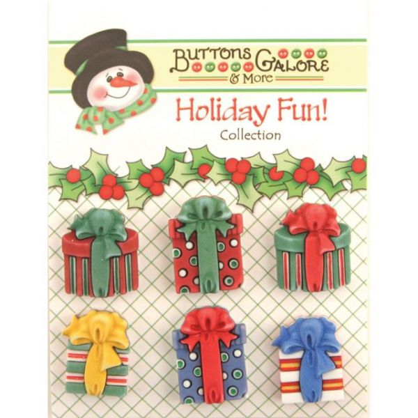 Holiday Fun Buttons