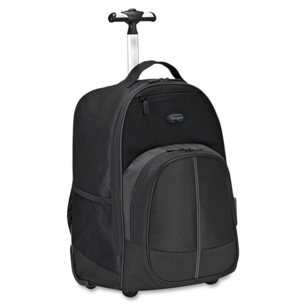 "Targus TSB750US Carrying Case (Backpack) for 17"" Notebook - Black, Gray"