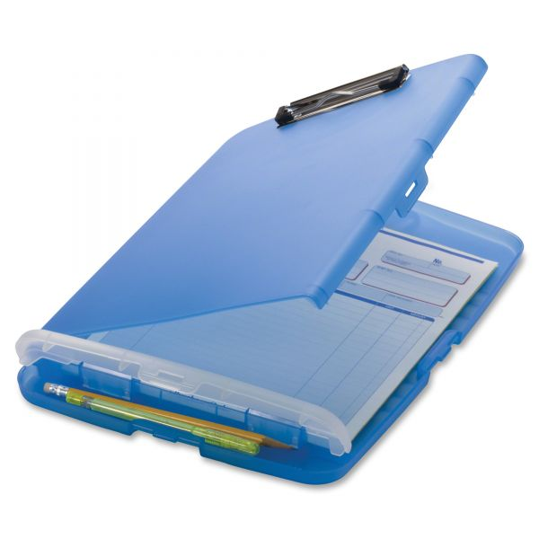 Officemate Low Profile Plastic Storage Clipboard