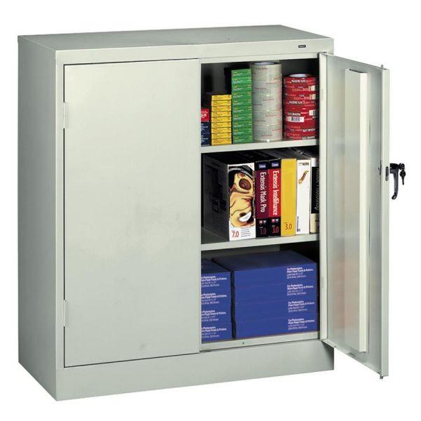Tennsco Counter-High Storage Cabinet