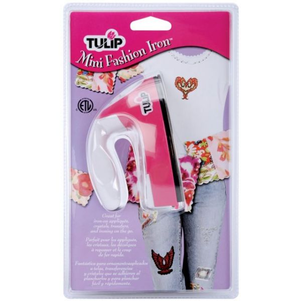 Tulip Mini Fashion Iron