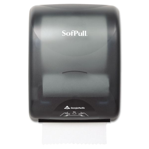 SofPull Mechanical Paper Towel Dispenser