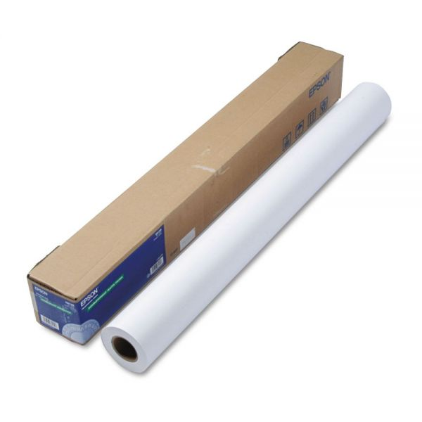 """Epson Double-Weight 36"""" Wide Format Non-Glare Inkjet Paper"""