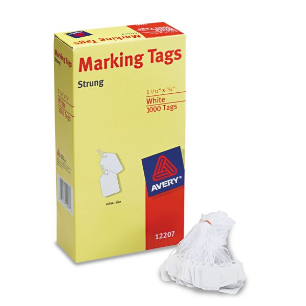 Avery Marking Tag Boxes