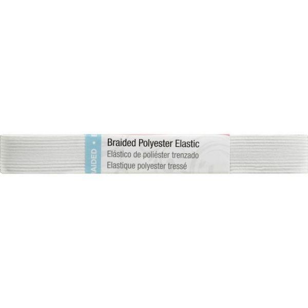 """Washable Polyester Elastic 3/4""""X3-1/2yd"""