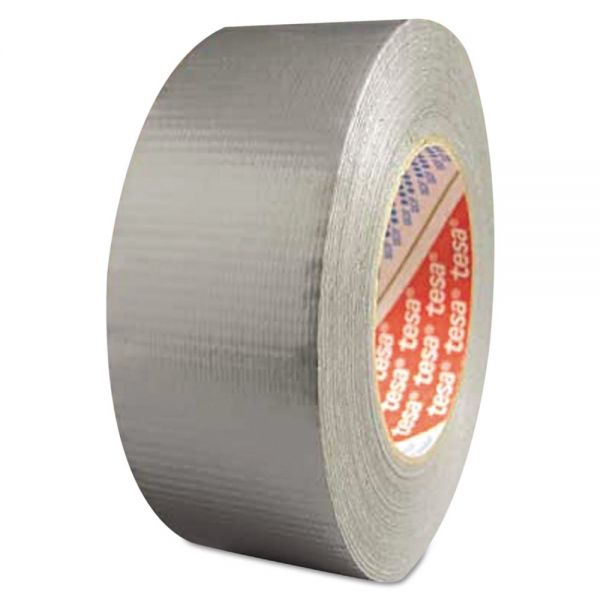 "tesa Utility Grade Duct Tape, 2"" x 60yd, Silver"