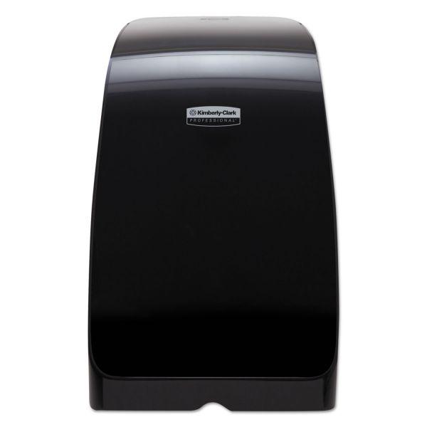Kimberly-Clark Professional* Electronic Cassette Skin Care Dispenser, 1200mL, 7.29 x 11.69 x 4, Black