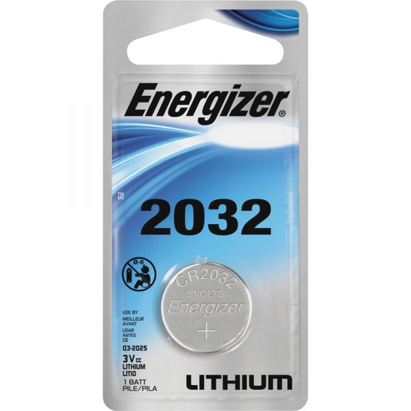 Energizer 2032 3V Watch/Electronic Battery