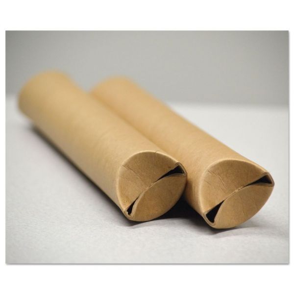General Supply Snap-End Round Mailing Tubes