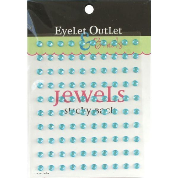 Bling Self-Adhesive Jewels 5mm 100/Pkg