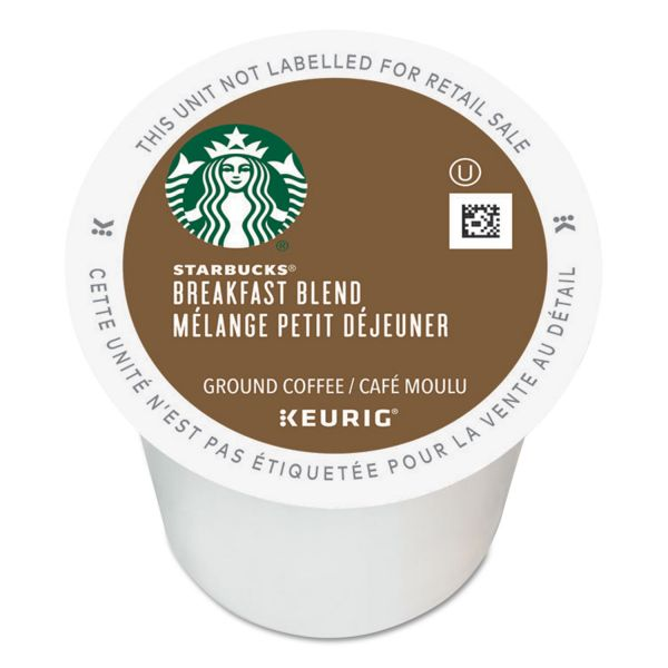 Starbucks Breakfast Blend Coffee K-Cups