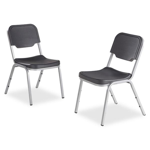 Iceberg Rough N Ready Series Original Plastic Stacking Chairs