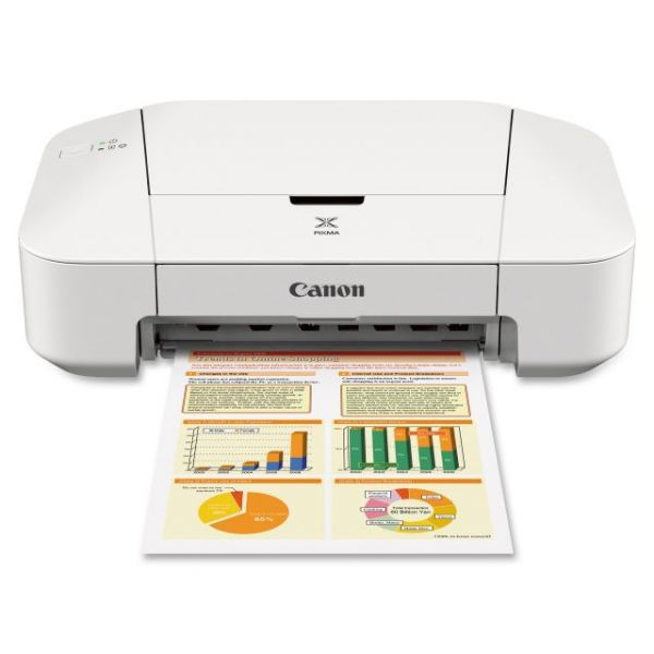 Canon PIXMA iP IP2820 Inkjet Printer - Color - 4800 x 600 dpi Print - Plain Paper Print - Desktop