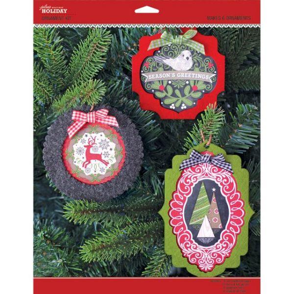 Jolee's Christmas Felt Ornament Kit