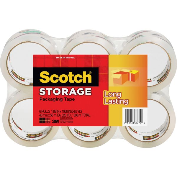 Scotch Long Lasting Packing Tape