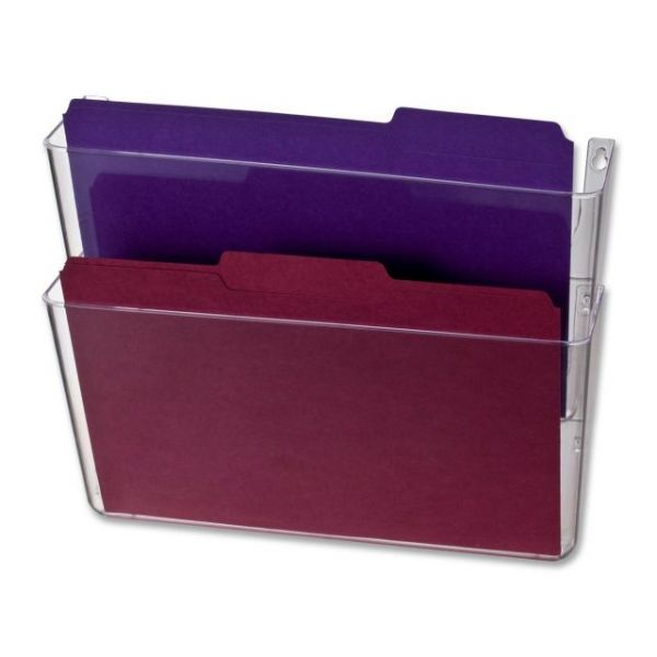 OIC Space Saving Wall File Pockets