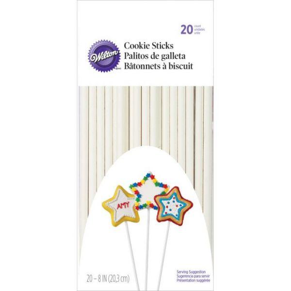 Cookie Sticks 20/Pkg