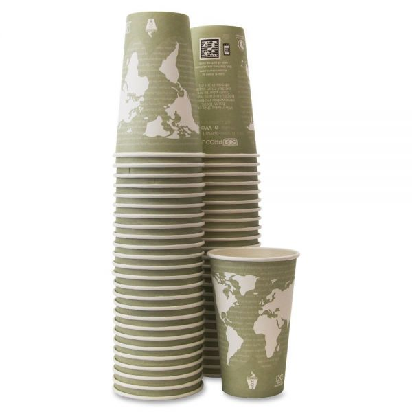 Eco-Products Renewable 16 oz Coffee Cups