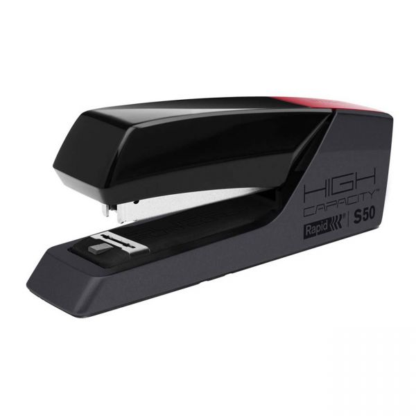 Rapid S50 High Capacity SuperFlatClinch Desktop Stapler