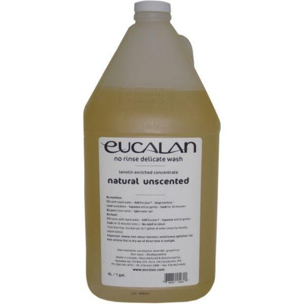 Eucalan Natural No Rinse Delicate Wash