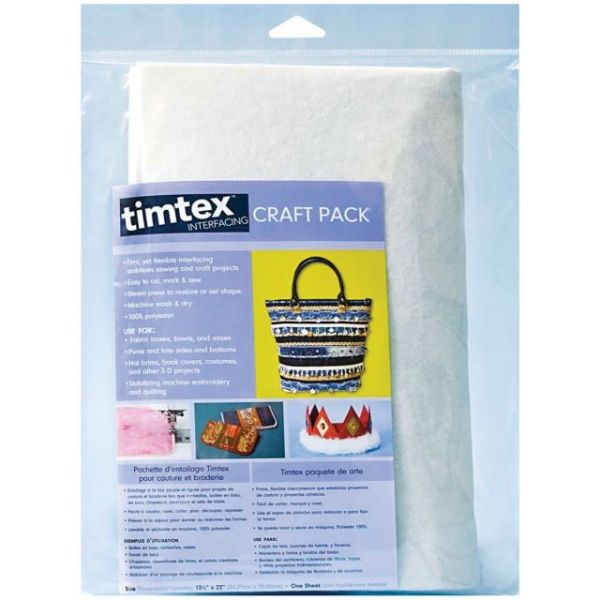 Timtex Craft Pack Interfacing