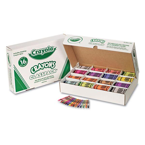 Crayola Class Pack Crayons