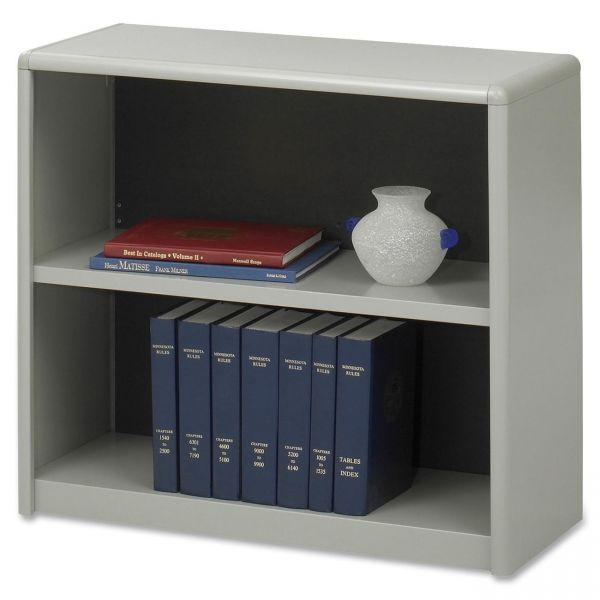Safco ValueMate Economy 2-Shelf Steel Bookcase