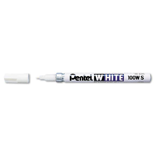 Pentel White Marker