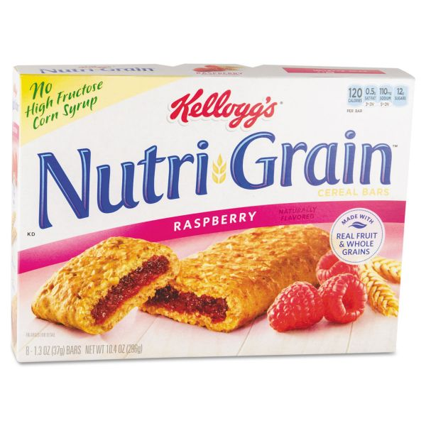 NutriGrain Cereal Bars