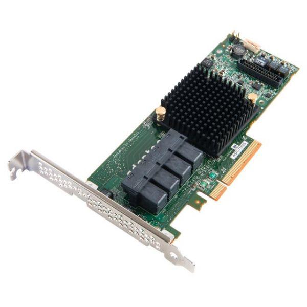 Microsemi 71605 16-Ports SAS/SATA RAID Controller
