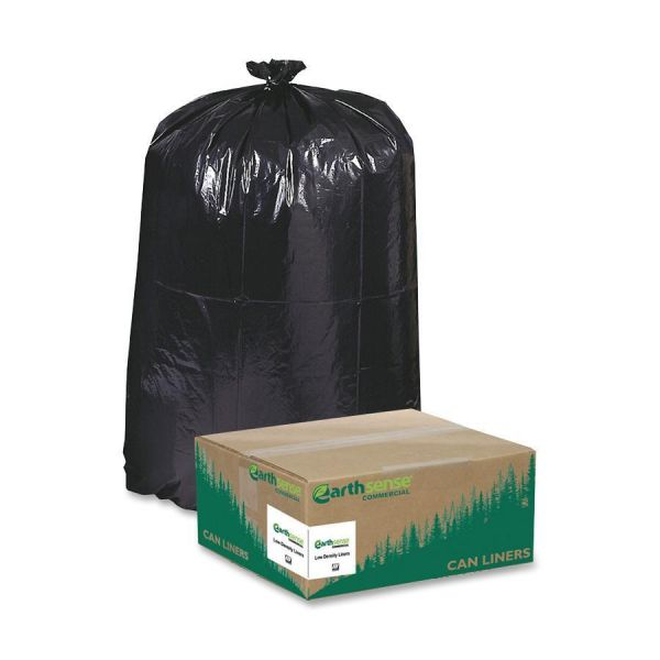 Earthsense Commercial 45 Gallon Trash Bags