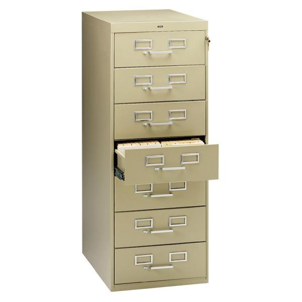 Tennsco Card Files & Media Storage Cabinet