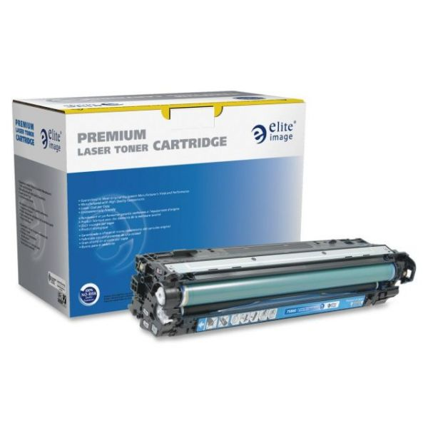 Elite Image Remanufactured HP 307A Cyan Toner Cartridge