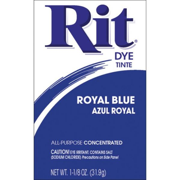 Rit Dye Powdered Fabric Dye