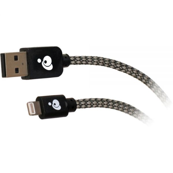 Iogear Charge & Sync Pro - 3.3 ft (1m) USB to Lightning Cable